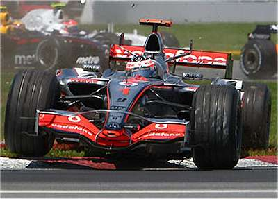 Alonso in Canada