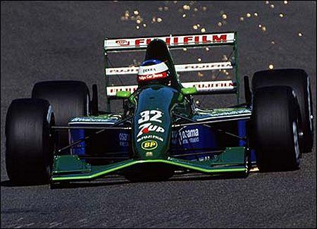 Schumacher Jordan