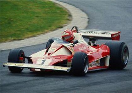 Niki in 1976