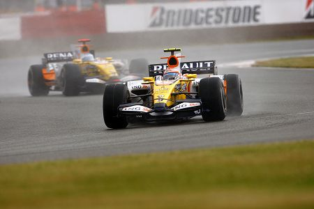 Piquet and Alonso