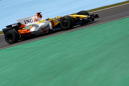 Renault and Alonso