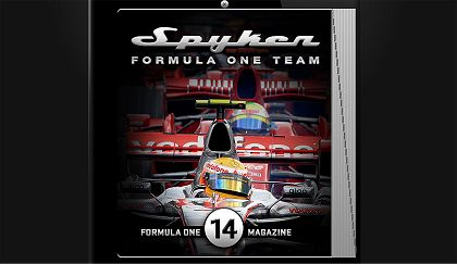 Spyker cover