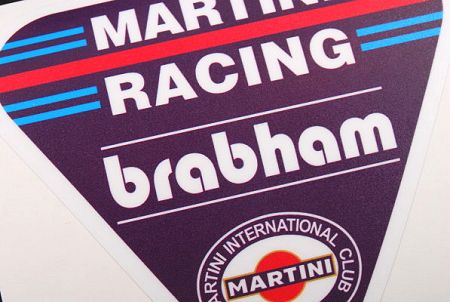 Brabham badge