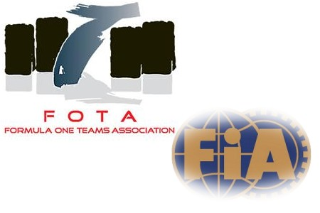 FIA and FOTA logos