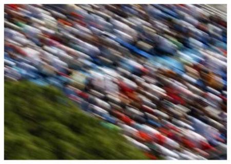 Monaco grandstand