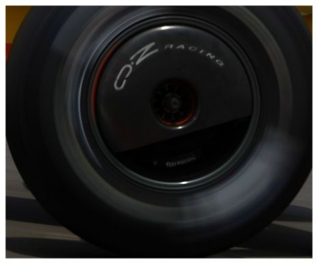 Renault wheel
